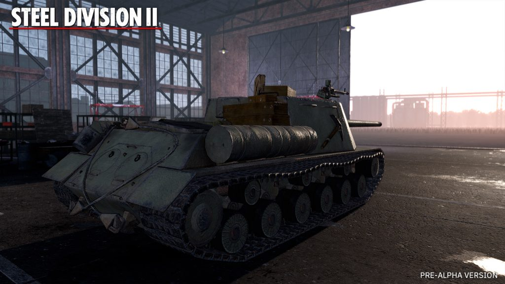 Steel Division 2 - gamescom preview
