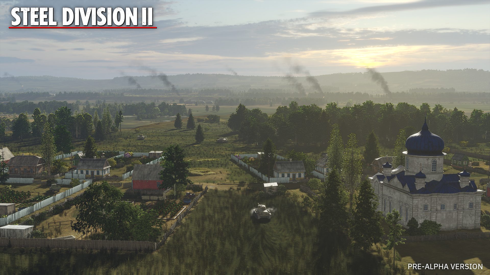 Steel Division 2 - Dev Diary - T34-85