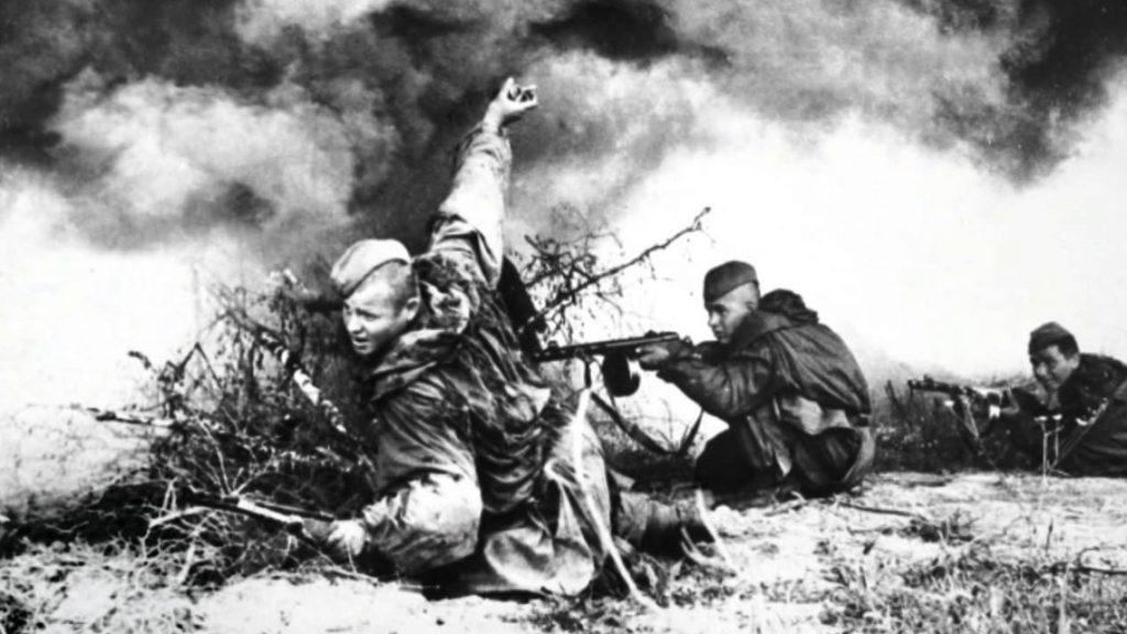 Steel Division 2 Soviet Soldiers