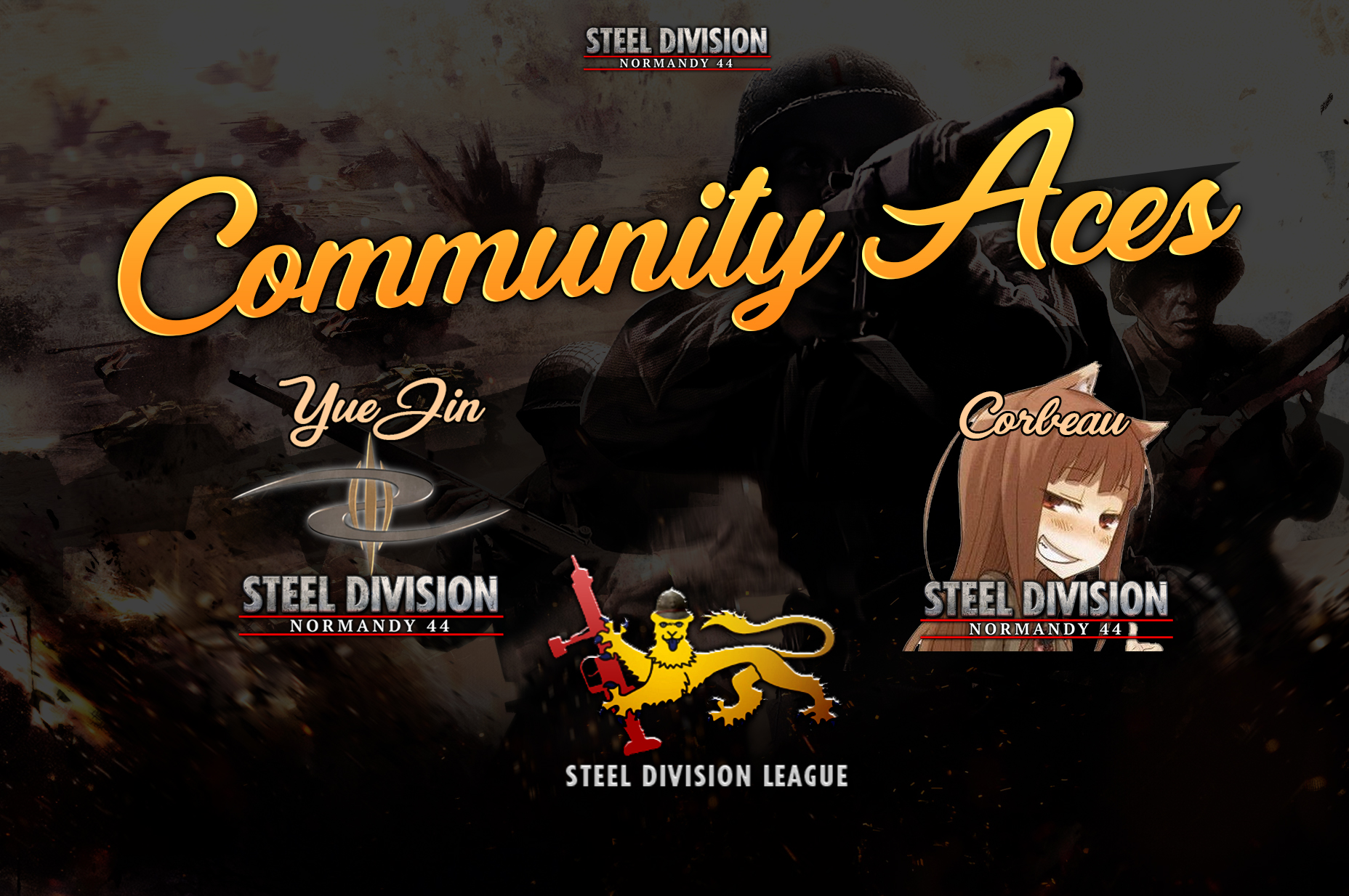 First_Blood_Steel_Division_League_Aces