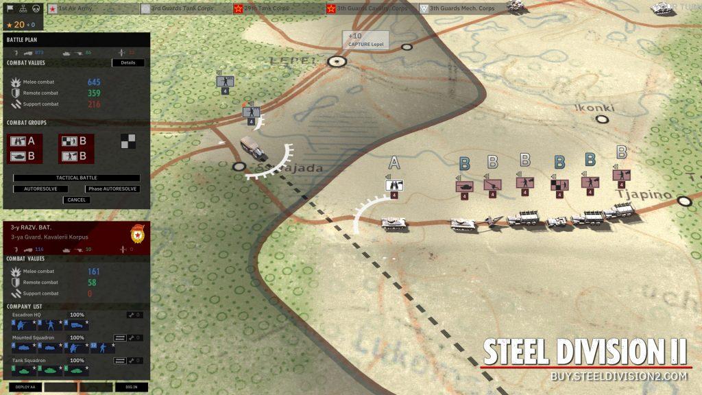 Steel Division 2 - Dev Diary - Dynamic Strategic Campaigns
