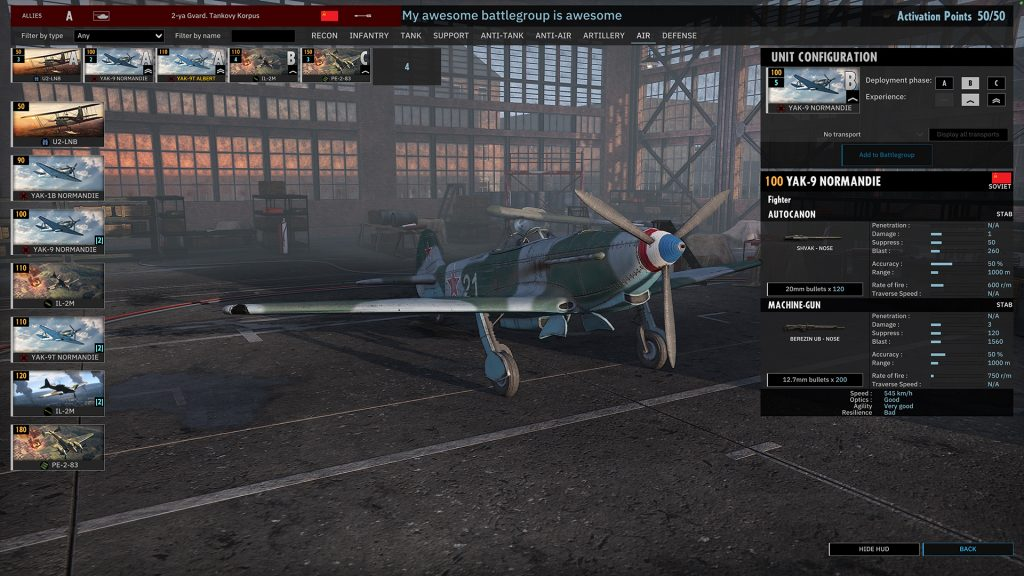 Steel Division 2 - WW2 RTS - Armory